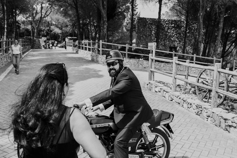 noivo motoqueiro