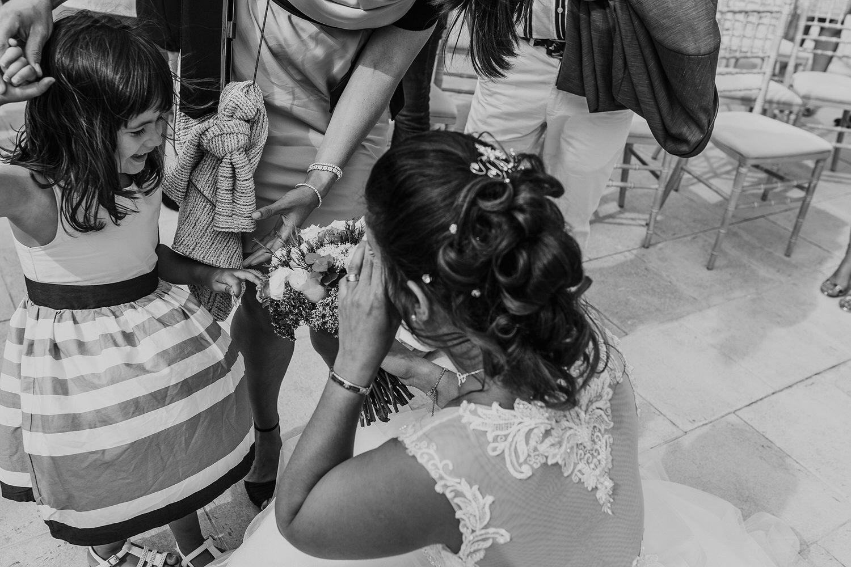 emocional bride