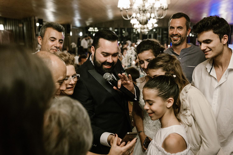 fotografia natural de casamento