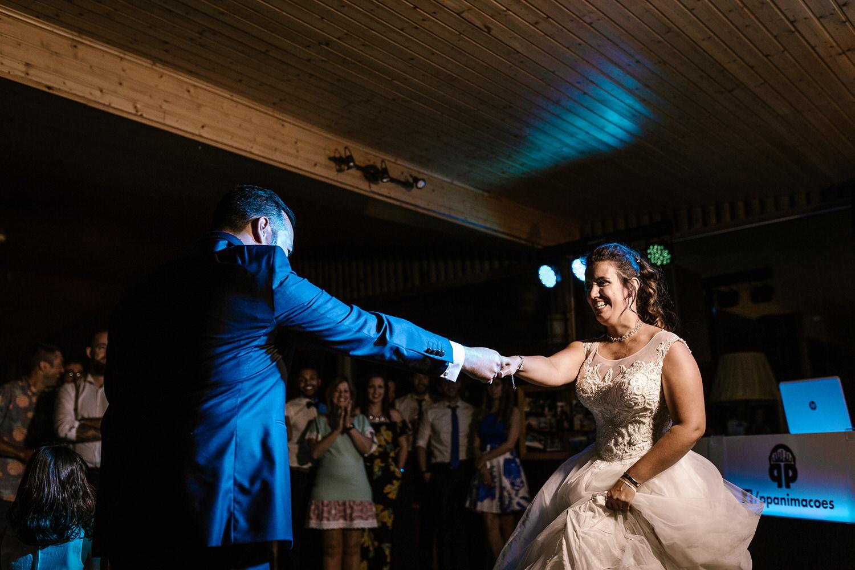 dança dos noivos em setubal