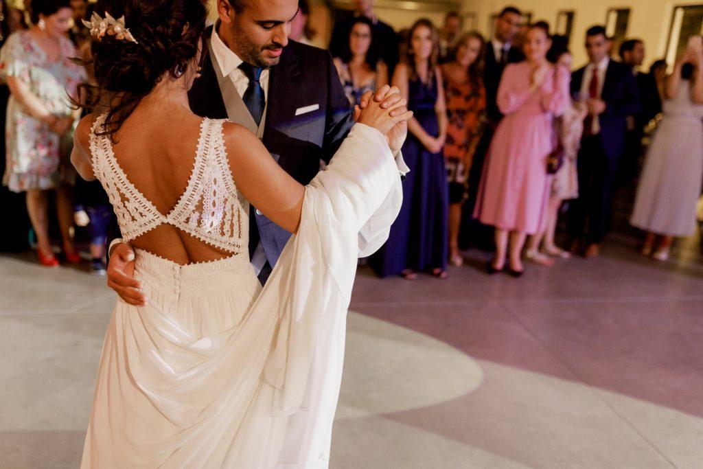 primeira dança dos noivos enquanto casados