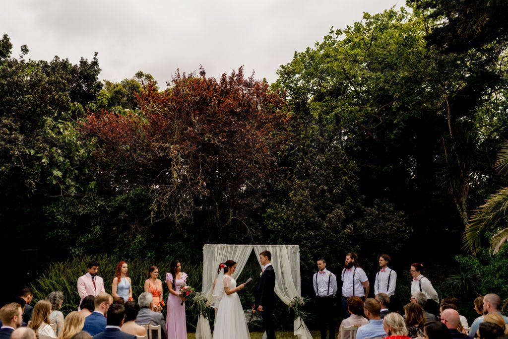 cerimónia de casamento na quinta casa portuguesa